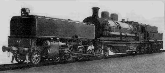 Giant Russian Steam Locomotives - Friends of the Rail Forum